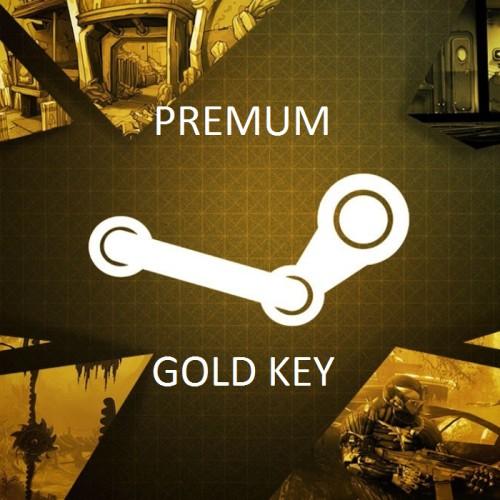 5X Random Game Steam Keys Premium Gold Key | GLOBAL - DKART